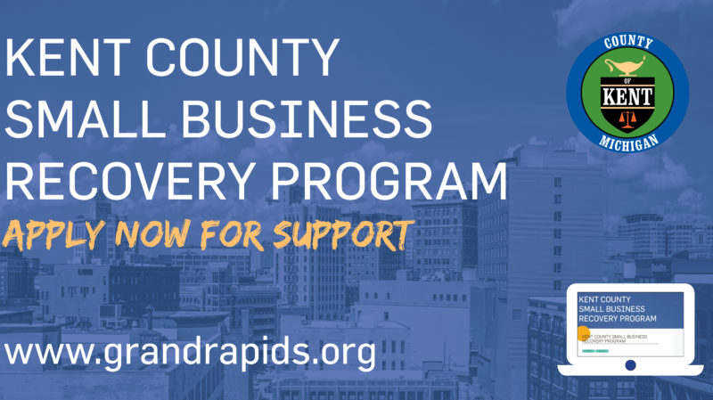 Kent County Continues to Support Impacted Businesses