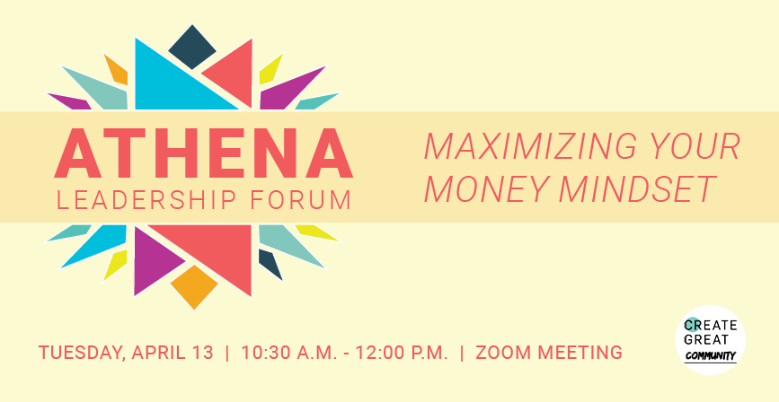 ATHENA Leadership Forum: Imposter Syndrome & Confidence in the Workplace 6
